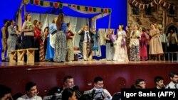 """Опера Руджеро Леонкавалло """"Паяцы"""" в Ашхабаде, 19 ноября"""