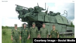 """Ракетный комплекс """"Бук"""" (фото из материалов расследования Bellingcat)"""
