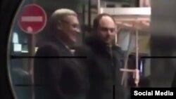 Снимок Касьянова и Кара-Мурзы, размещенный Рамзаном Кадыровым в инстаграме