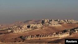 Израильские поселения вблизи Иерусалима