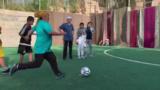 В футбол играют настоящие женщины: необычные соревнования в Кок-Таше
