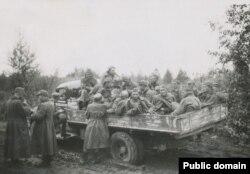 Советские военнопленные в Финляндии