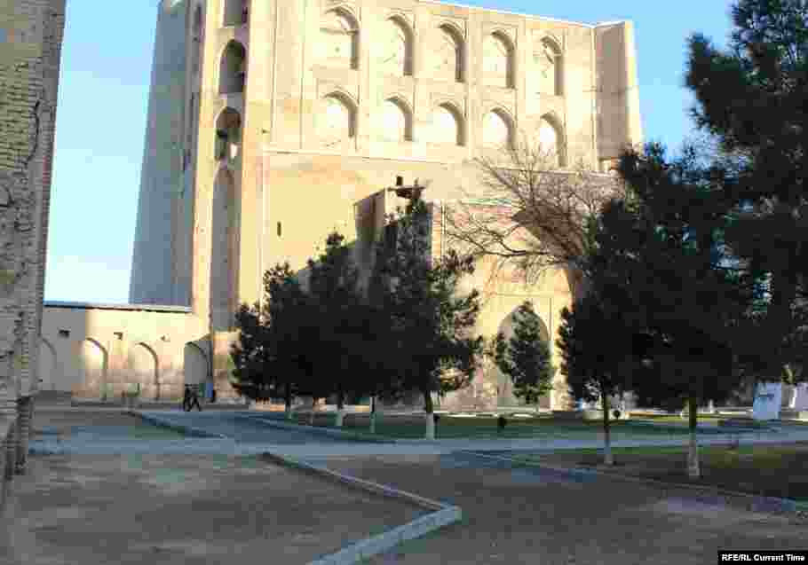 Uzbekistan - Old and new photos of Samarkand