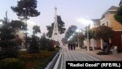 Уголок Парижа, Куляб, Таджикистан