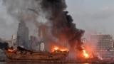 Америка: реакция на трагедию в Ливане
