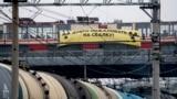 В Петербург пришло судно с ураном. Вечер с Ириной Ромалийской