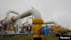 Газокомпрессорная станция в Сумах, Украина