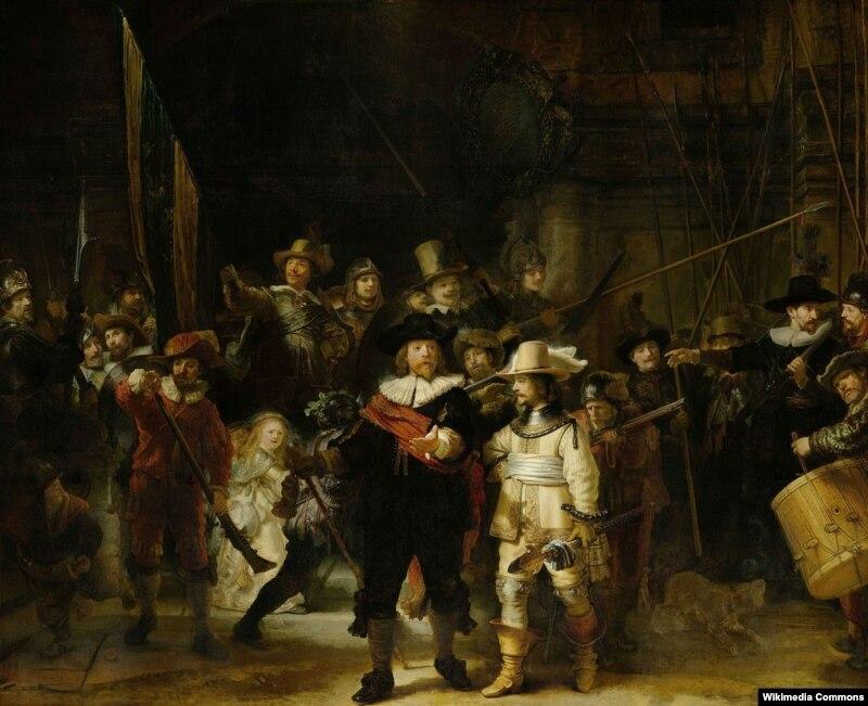 """""""Что несете?"""" – """"Картину Рембрандта!"""" Тест на знание работ великого голландца"""