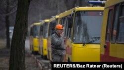 Донецк: взрыв метана на шахте