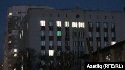 Республиканская клиническая больница имени Куватова в Уфе
