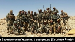 """Наемники """"ЧВК Вагнера"""" в Сирии, фото СБ Украины"""