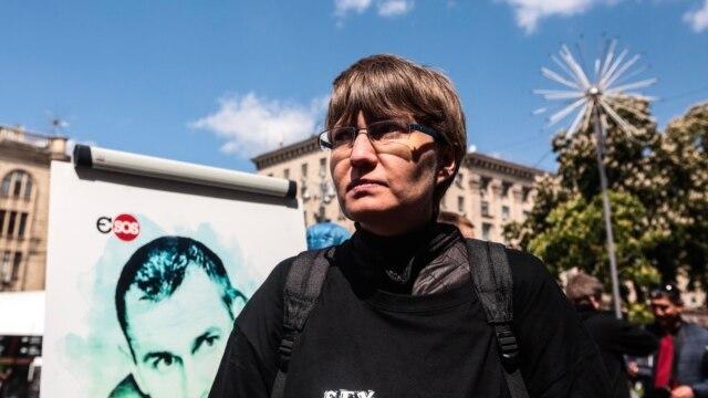 Programme: Интервью Жанны Немцовой с Натальей Каплан, двоюродной сестрой режиссера Олега Сенцова.