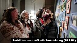Выставка Параски Плытки-Горыцвит