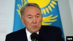ПрезидентКазахстана НурсултанНазарбаев