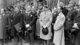 Франц фон Папен, Адольф Гитлер и Йозеф Геббельс, март 1933 года