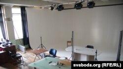После обыска в студии Тихановского