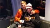 Alexander Kokorin and Pavel Mamaev russian footballers