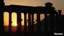 Закат Пальмиры