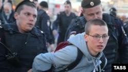 Аресты на Болотной площади 6 мая 2012 года