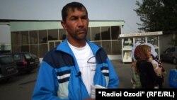 Адбусалом Саидов, отец убитой девочки