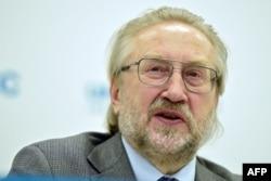 Вадим Покровский, директор Федерального центра по профилактике и борьбе со СПИДом