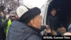 Задержания в Алматы, 22 февраля 2020