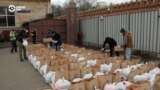 GRAB - Feeding Hungry Migrants Amid Moscow's COVID-19 Lockdown