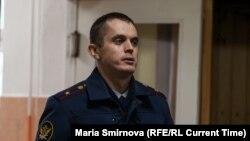 Начальник колонии №9 в Петрозаводске Иван Савельев