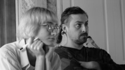 Unknown Belarus co-directors Lyubov Zemtsova and Vladimir Mikhailovski