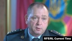 Ukrainian State Border Guard Chief-Serhiy Deineko-
