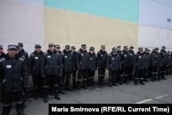 Заключенные ИК-9 Петрозаводска. Фото: Мария Смирнова