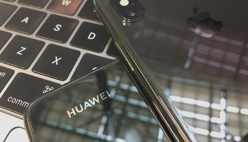 Apple или Huawei