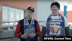 Валерий Колонтай (слева)
