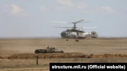 Российские военные учения в Крыму, 9 июля 2020 года