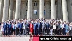 Фотография членов правительства