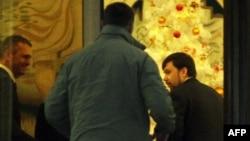 Пушилин на переговорах в Минске