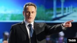 """Кадр из передачи """"Свобода на Интере"""""""