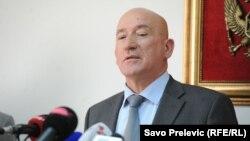 Спецпрокурор Черногории Миливое Катнич