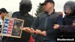 Протесты в июне 2017 года в Санкт-Петербурге