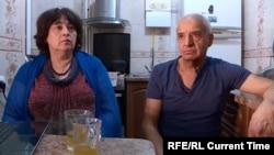 Валентина Колечко и Наим Найем