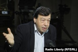 Российский экономист Евгений Гонтмахер