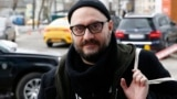 RUSSIA -- Russian theater and film director Kirill Serebrennikov arrives at a court for hearing in Moscow, March 28, 2019