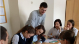 Alexandr Ryabchuk, teacher