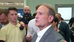 Виктор Медведчук о мирном плане для Донбасса и встрече с Владимиром Путиным
