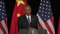 """Обама: """"Из-за пробелов в доверии переговоры США и РФ по Сирии проходят непросто"""""""