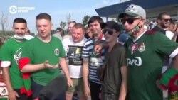 В Калининград в разгар эпидемии приехали 17 тысяч футбольных болельщиков
