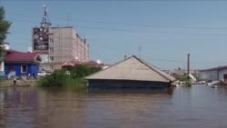 Что рассказывают о наводнении жители Тулуна, где прорвало дамбу