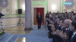 Рахмон идет на пятые президентские выборы. Теперь официально