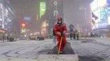 Америка: аномальные холода в США