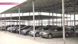 Авторынок по-таджикски: машина в обмен на скот